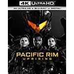 Pacific Rim Uprising (4KUHD and Blu-Ray Plus Digital Download) [2018] [Region Free]